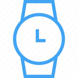 clock, pending, scheduled, smart watch, time, watch icon