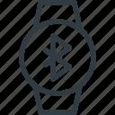 bluetooth, concept, smart, smartwatch, technology, watch