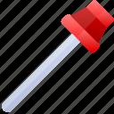 education, pin, school, task icon