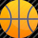ball, basketball, education, school, sport icon