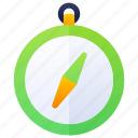 compass, destination, direction, explore icon