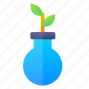 education, plant, pot, sprout icon