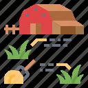 barn, data, farm, information, plant, smart