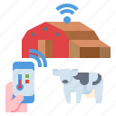 barn, farm, smart, stocks, warehouse