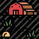 barn, data, farm, information, plane, smart