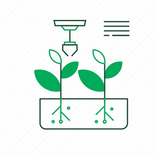 agricultural, agriculture, cultivation, farm, farming, future, iot icon