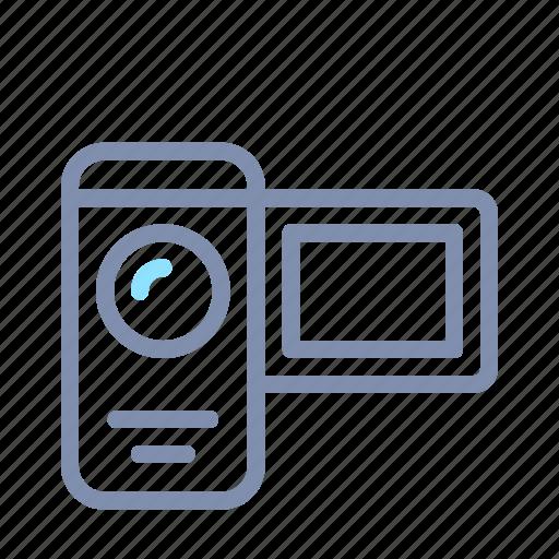 camera, device, smart, technology, video icon