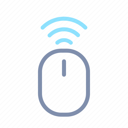 connection, device, mouse, smart, technology, wifi, wireless icon