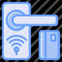 smart lock, mobile lock, wireless, door lock