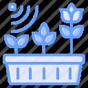 plant, flower, garden, green, agriculture, leaf