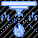 sprinkler, shower, water, fire alarm, fire safety, alert