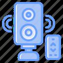 speaker, audio, sound, loudspeaker, voice, device, mobile