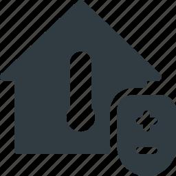 adjust, home, smart, temperature icon