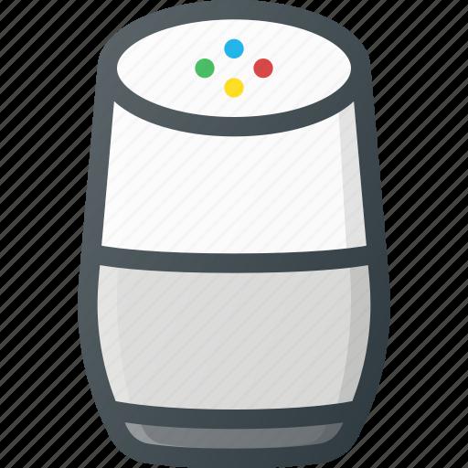 google, home, smart icon