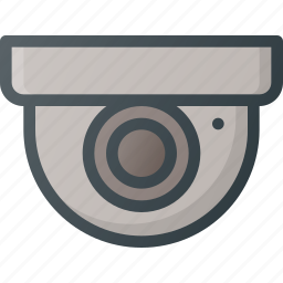camera, home, security, smart icon