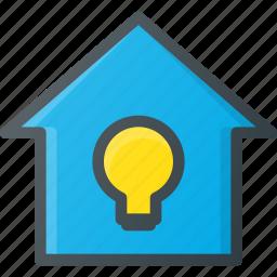 home, smart icon