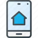 app, mobile, smarthome icon