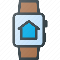 app, smarthome, watch icon