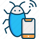 bugs, control, pest, smart, smart home icon