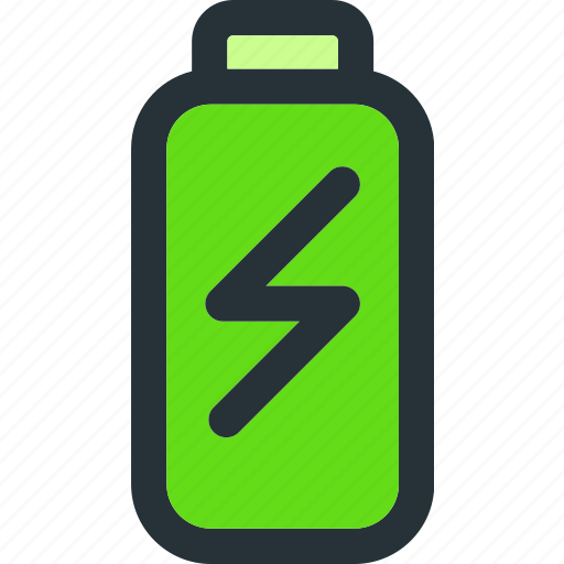 battery, charge, charging, electricity, energy, power icon