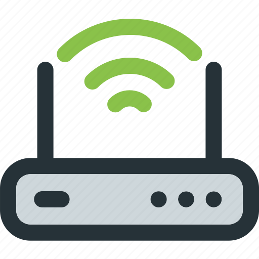 internet, modem, network, server, technology, wifi, wireless icon