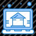dashboard, home, monitor, smart icon