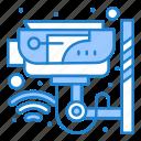 cctv, home, security, smart, surveillance icon