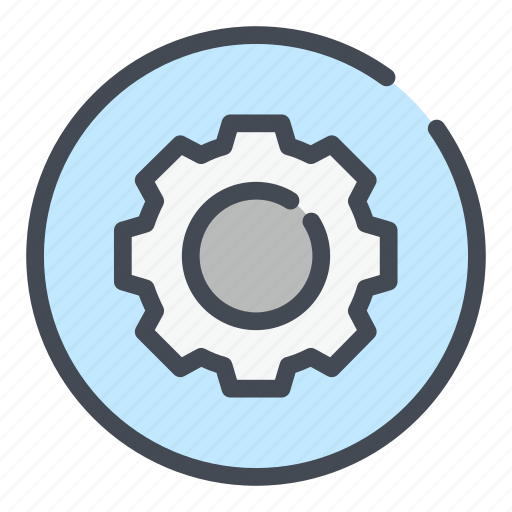 Cog, configuration, control, gear, options, preferences, settings icon - Download on Iconfinder