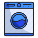 clean, device, home, laundry, machine, mashing, smart