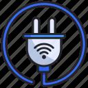 electricity, electronic, home, plug, power, smart, socket
