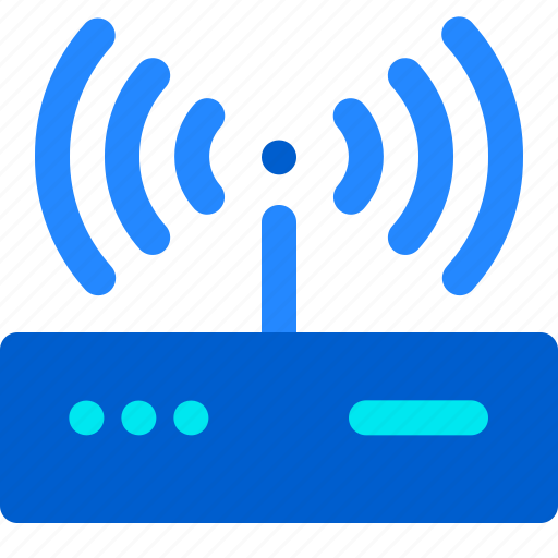 Connection, house, internet, router, smart, wifi, wireless icon - Download on Iconfinder