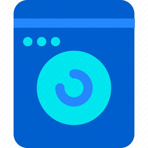 Clean, electronic, house, machine, shirt, smart, washing icon - Download on Iconfinder