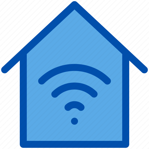 Automatication, home, house, internet, smart, wifi icon - Download on Iconfinder
