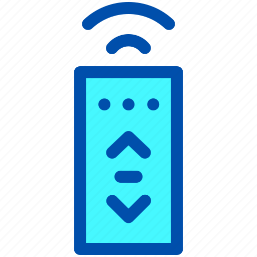 Control, house, remote, smart, tv icon - Download on Iconfinder