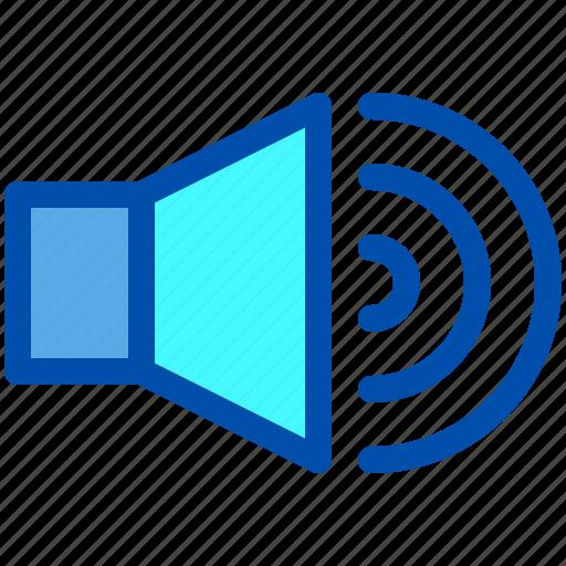 House, smart, sound, voice, volume icon - Download on Iconfinder