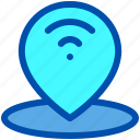 gps, house, location, map, pin, smart icon