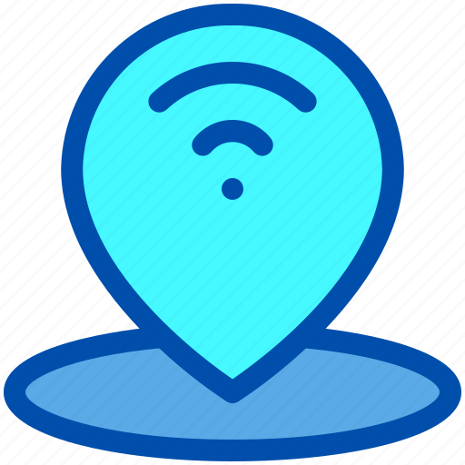 Gps, house, location, map, pin, smart icon - Download on Iconfinder