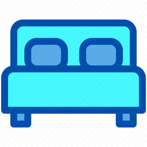 Bed, hotel, house, sleep, smart icon - Download on Iconfinder