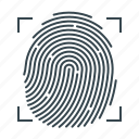 fingerprint, identification, smart, technology, fingerprint identification