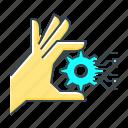 hand, smart, technology