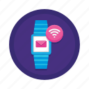 smart, watch icon