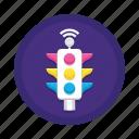 control, traffic icon