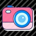 camera, digital, smart, vlogging icon