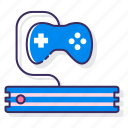console, controller, gamepad, games, gaming icon