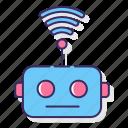 bot, droid, robot, robotics icon