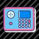 panel, password, pin, security, smart icon