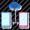 connect, data, smart, transfer, wireless