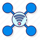 management, product, smart, wireless icon