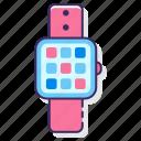 apple, apple watch, apps, smart, watch icon