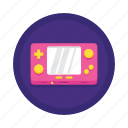 vita, gameboy, handheld console, gamepad, nintendo icon